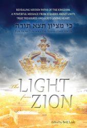 Lyset fra Sion – Forhåndbestill den norske boken + gave